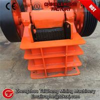 Ethiopian pe 250x400 stone jaw crusher design