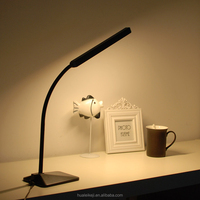 LED Desk Lamp Touch Dimmable Eye Protection Bedside Book Reading Study Office Work Table Lamp Child Night Light