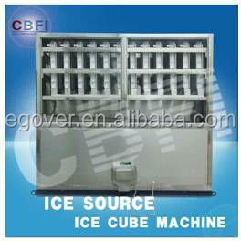 Large square Cube Ice Maker Machines with Suppliers offer Price