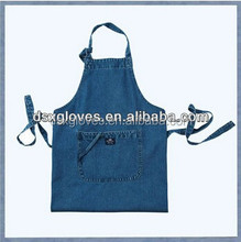Denim Cotton Low Price Lag Promotion Long Kitchen Aprons Made In China Alibaba