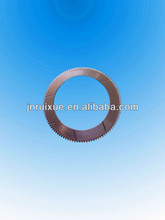 SHANTUI bulldozer transmission parts friction disc plate 16Y-16-02000, construction machinery parts