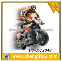 2013 new arriving wholesale electric rc motorcycle 1: 43