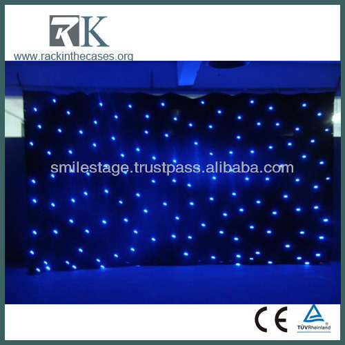2013 RK Auto run LED/RGB star curtain