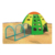 the quality outdoor kids climbing equipment plastic climbing wall plastic climbing wall for kids HFB076-2