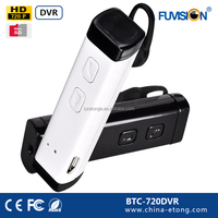 Pocket MINI Bluetooth Headset hidden camera HD hidden camera long time recording
