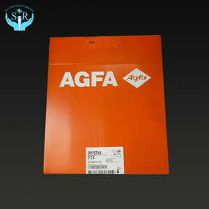 AGFA Laser Printing Blue Medical Dry dental film manual X-ray Film
