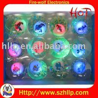 Christmas gift,Play Ball Factory ,led light ball made in China