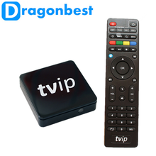 IPTV TVIP Dual OS android TV Box Linux amlogic s805 Pendoo quad core set top box
