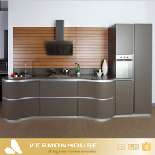 Italian Design Hangzhou Manufacturer Modern Social Multifunction Kitchen Furniture