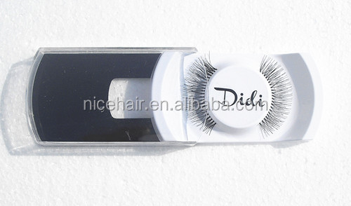 Custom eyelash case empty box for eyelash plastic box with factory price