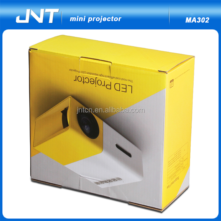 Full HD 1080P TFT LCD Mini <strong>Projector</strong> 400LUM YG300