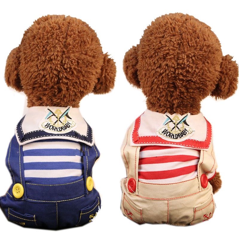 Hot selling high quality pet cloth lovable nice Pet dog dress clothes