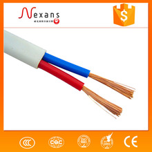 2 core 2.5 sqmm copper electric wire and cable