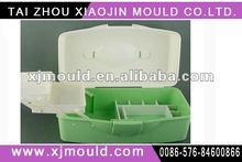 injection mold for Plastic cosmetic case,Cosmetic box plastic injection mould,Jewellery box mold