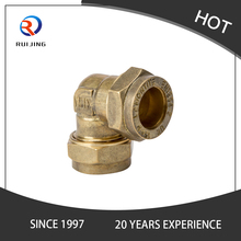 Forged Equal Elbow Brass Pex Pipe Fittings