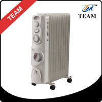 Ningbo Taimu home use Oil Filled Radiator Heater model NY-KTF