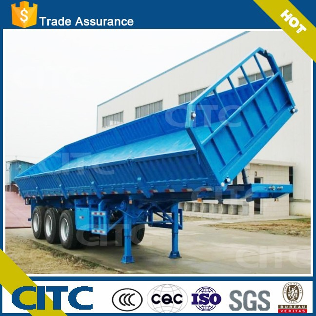 Semi Dump Trailers / Tipper Lorry