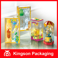 Small Clear Plastic Packaging Boxes for Infant Baby Products