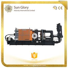 2016 new equipment chamber aluminium die casting machine