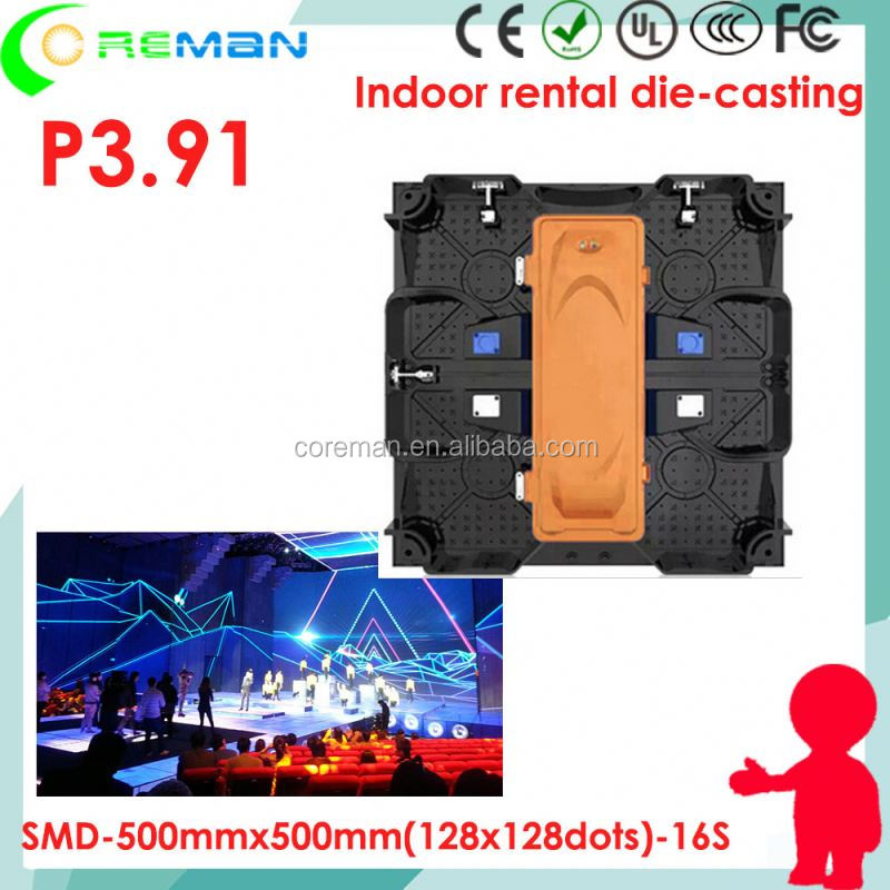 light weight led display 5kg , giant led <strong>screen</strong> rental p3.91 p4.81 HD picture led light panels display outdoor p4 p3