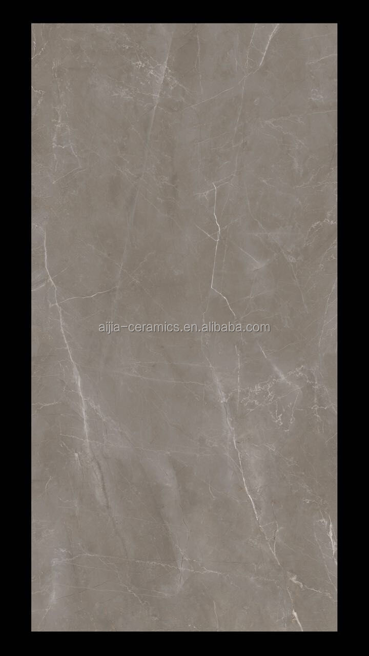 grey color white color smooth porcelain floor tile 60x120 to sell Pakistan