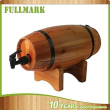 wine keg/whiskey bucket/oak wood barrel