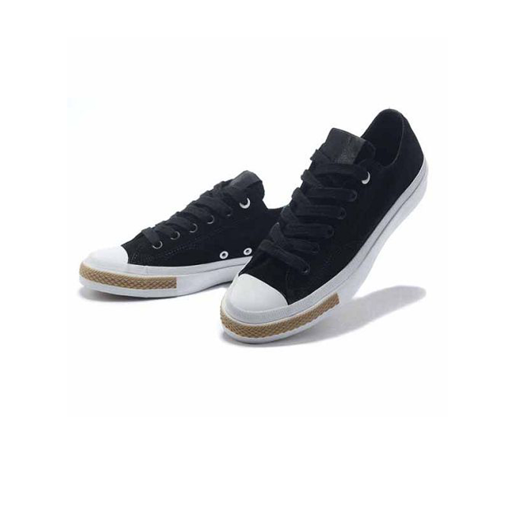 new style 2017 black leisure shoes canvas shoes buy