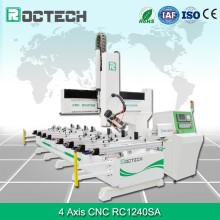 RC1240SA-ATC desktop cnc router machine for aluminum