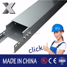 hot-dip galvanized electrical slotted cable tray