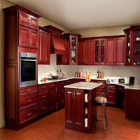High Quality Wholesale Custom Cheap apartment kitchen units