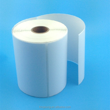 "Sticker Roll 4"" x 6"" 2844 Eltron Direct Thermal Shipping 250 Labels"
