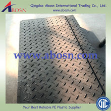 Composite trailer track mat/Snowmobile Trailer Track Mat/Heavy Duty Temporary Access Mats