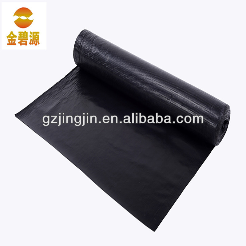 SBS Roof Modified Bitumen Rolls Rubber Construction Company