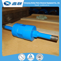 ASME 2016 new design silicone rubber straight insulating joint
