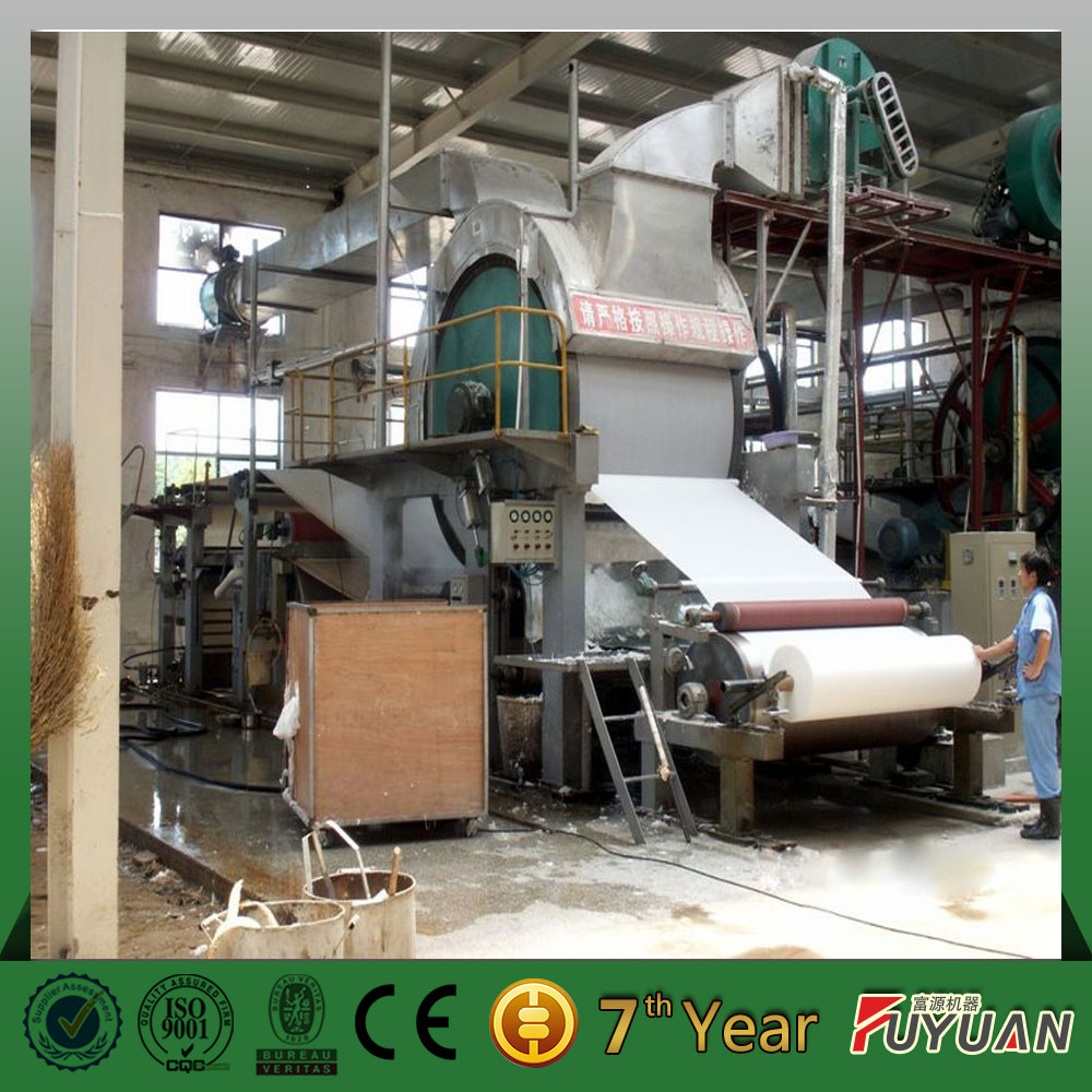 high performance top grade 1092 mm toilet tissue paper napkin paper towel making machine
