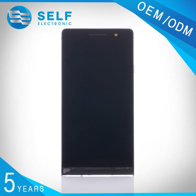 High Copy For Huawei Ascend P6 Edge Lcd With Digitizer Combo