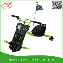Factory Price kids Electric Car 12V Drift Scooter / kids three wheel motorcycle for Kids Toy