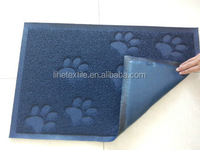 colorful plastic dog mat with different shapes
