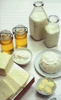 dairy (animal) products