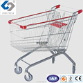210 Litre European Style Shopping Trolley with Best Selling