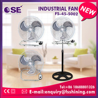 New products wholesale 18 inch 3 in 1 industrial fan with strong wind