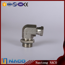 Adjustable Channel Tube Flush Angle Stainless Steel Handrail Fittings