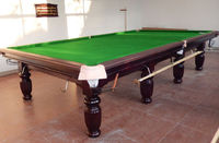 Best Selling Standard Match snooker table for sale