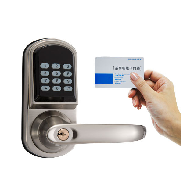 Charmant Digital High Tech Smart Doorknobs For Apartment