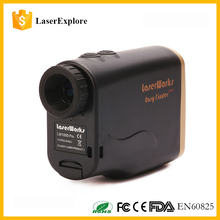 2016 New Monocular Angle Elevation 1500M Laser Rangefinder Height Angle Finder with angle and Slope Function