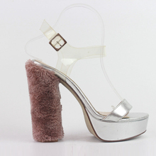2017 Fashion Platform Sexy Summer Sandals for Women