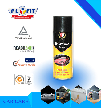 Car Scratch Remover Silicone Spray Wax Polish