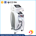 E-light ipl rf laser hair removal skin rejuvenation pigment removal beauty machine