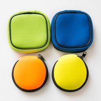 Excellent material waterproof soft coin purses