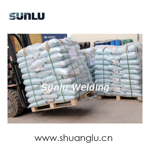 E6013/E7018/E308/SS welding electrodes raw material welding flux powder